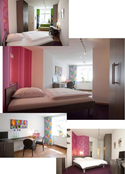Ansicht Apartments